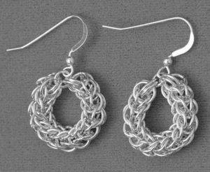 Foxtail Earrings