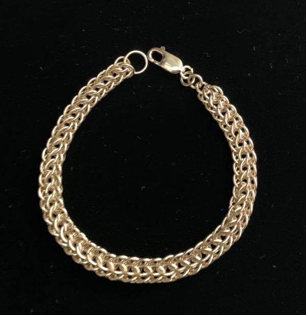 Foxtail Gold Filled Bracelet